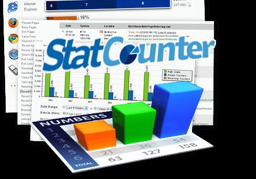 تعرف على موقع احصائيات المواقع StatCounter