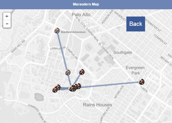 إضافة خطيرة على جوجل كروم تمكنك من تتبع مكان وجود أصدقائك على الفيسبوك في نفس اللحظة