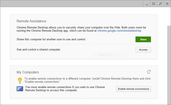 Le moyen le plus simple de contrôler votre ordinateur à l'aide de votre téléphone Android est le Bureau à distance Chrome.