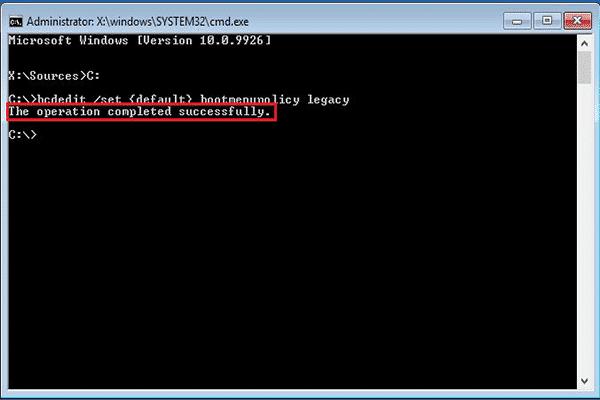 5cccb72e6c55a Untitled 1 DzTechs - طريقة تفعيل الوضع الأمن زر F8 على ويندوز 10 و بسهولة
