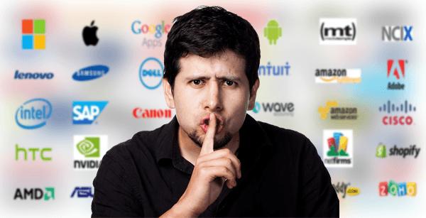7 photos choquantes qu'Apple, Samsung, Google, Amazon... ne veulent pas que vous voyiez ! - Nouvelles Internet