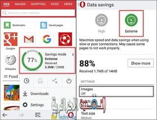 طريقة تصفح الانترنت علي هاتفك المحمول مع الحفاظ علي اشتراك الانترنت !