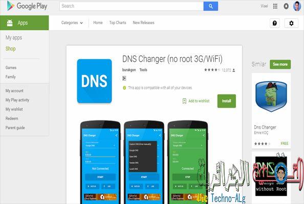 Augmenter la vitesse Internet double sur Android sans enracinement - Android