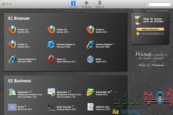 Une explication sur la façon d'exécuter facilement et gratuitement des programmes Windows sur Mac - Mac Windows