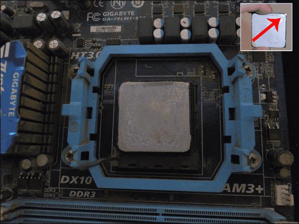 cpu DzTechs - شرح كيفية تجميع كمبيوتر جديد بأكمله في خمس خطوات فقط