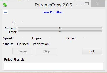 Un ensemble de meilleurs programmes pour accélérer le transfert de fichiers sur votre ordinateur