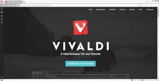 Découvrez les avantages du nouveau navigateur Vivaldi qui en valent la peine - Logiciels libres