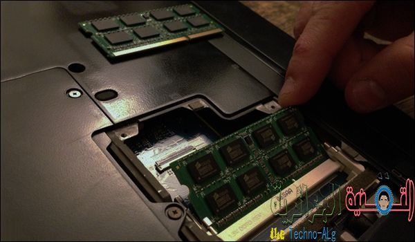 Expliquer comment ajouter une nouvelle RAM à votre ordinateur portable et quoi faire pour garder votre ordinateur