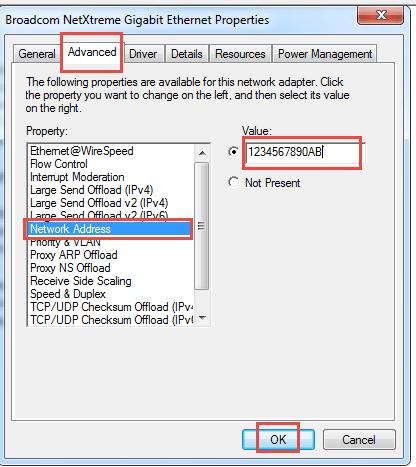 حل مشكل علامة التعجب الصفراء على رمز شبكة الانترنت في يمين أسفل الشاشة او شبكة مجهولة - الويندوز
