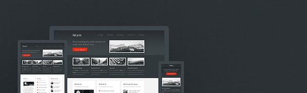 Un site pour télécharger gratuitement des dizaines de modèles HTML5 et CSS3 prêts à l'emploi et modifiables - Sites