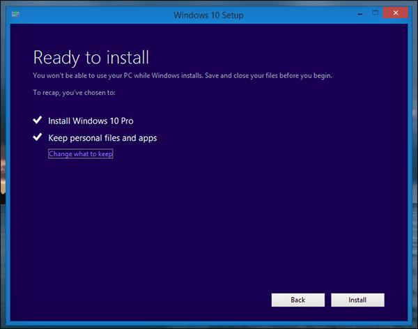 Comment passer à Windows 10 gratuitement après la prochaine date d'expiration de l'offre le 29 juillet - Windows