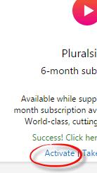الحصول على دورات مجانية لاحتراف البرمجة لمدة 6 أشهر مجانا مقدمة من pluralsight