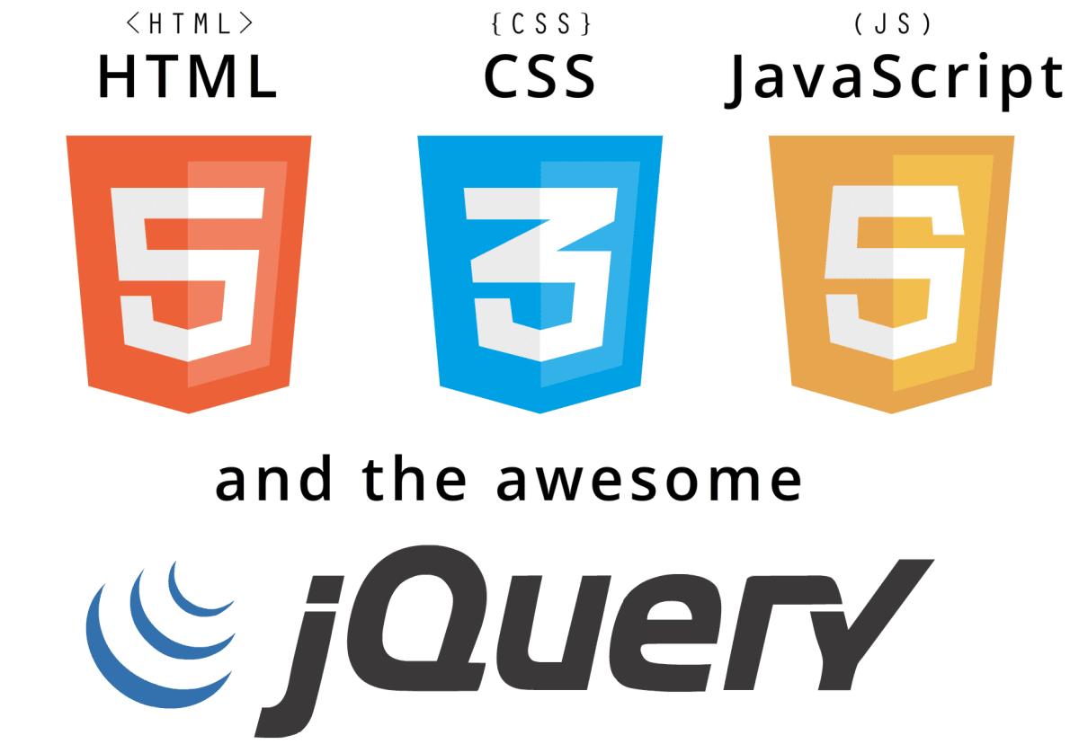 html css javascript and the awesome jquery infographic header DzTechs - مجموعة هامة من أكواد Java Script و Html لمصممى المواقع والمدونات