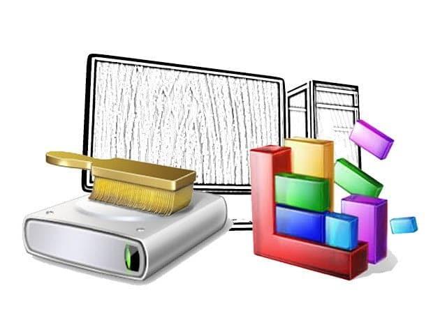 الغاء خاصية التجزئة Defragment لتسريع عمل الهارد والكمبيوتر