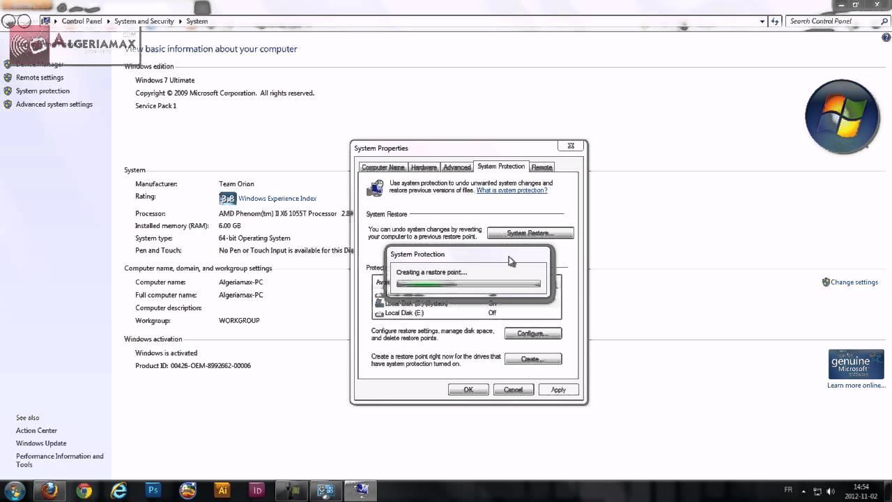 كيفية حذف بعض أو جميع نقاط استعادة النظام في الويندوز