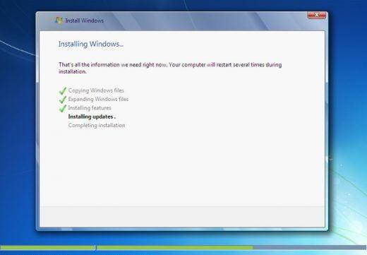 شرح كيفية تثبيت الويندوز XP , 7 ,8 و Windows 10 على حاسوبك