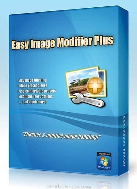 Easy Image Modifier 4 DzTechs - التعديل على مختلف الصور باحترافية وبسهولة باستخدام هذا البرنامج المجاني 2018