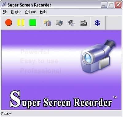برنامج Super Screen Recorder لتسجيل شاشة الحاسوب ولاضافة شروحات فيديو - البرامج المجانيات