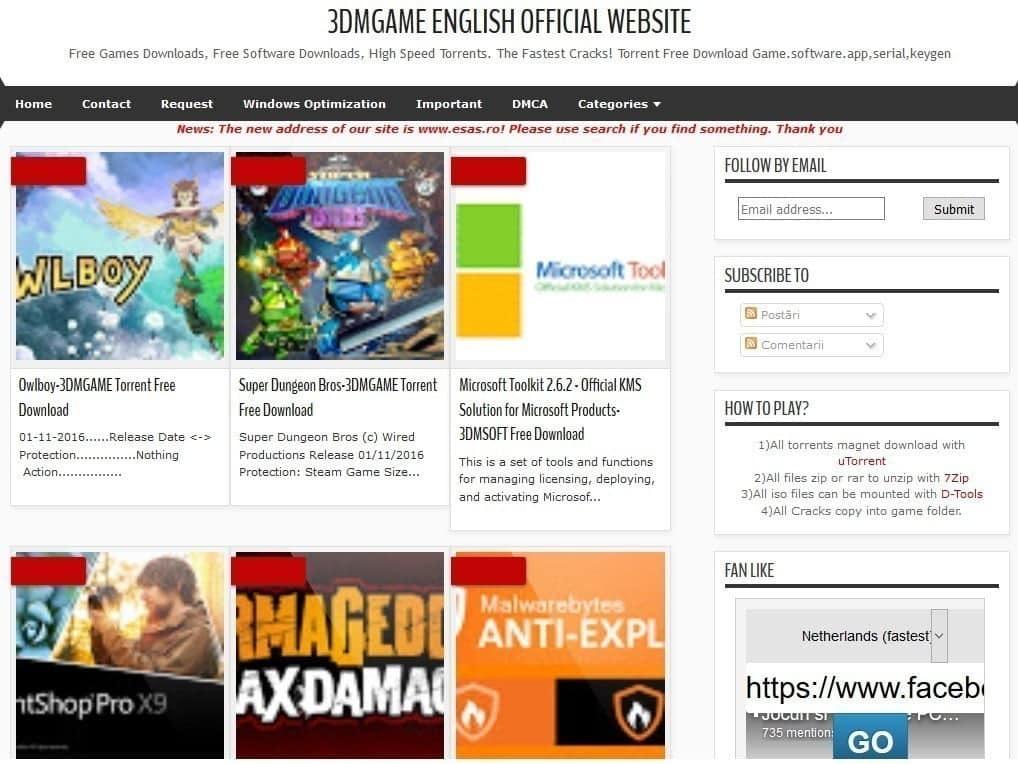 أفضل مواقع تحميل جميع الألعاب الكاملة والمدفوعة مجانا لسنة