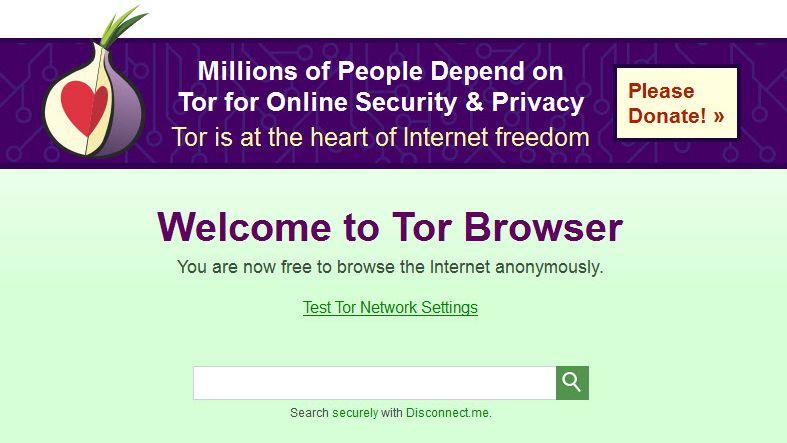 حافظ على نشاطك على شبكة الإنترنت وقم بحماية بيانات الشخصية باستخدام متصفح Tor