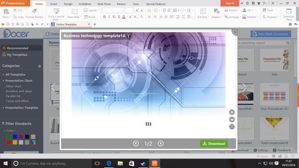 برنامج WPS Office Free المميز للحصول على جميع مميزات Microsoft Office