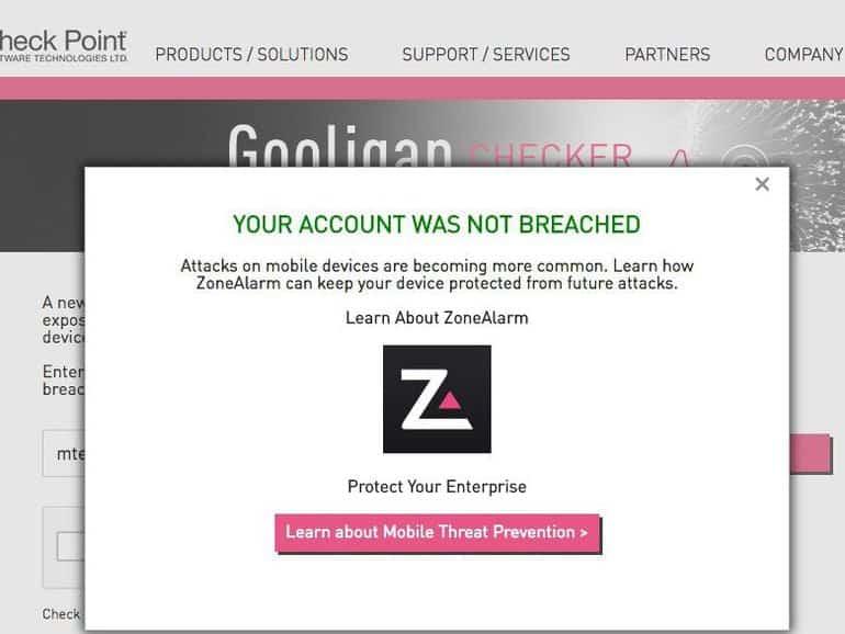 Découvrez si votre compte Google a été piraté par le logiciel Gooligan
