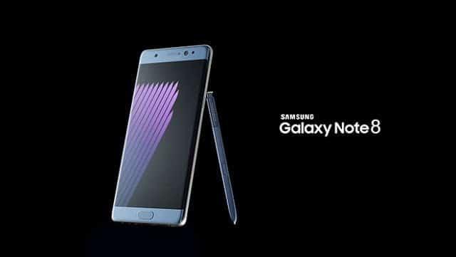 تسريبات حول الهاتف القادم Galaxy note 8