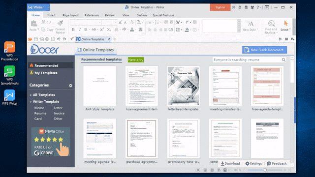 أفضل البرامج المكتبية المجانية البديلة لـ Microsoft Office لسنة 2020