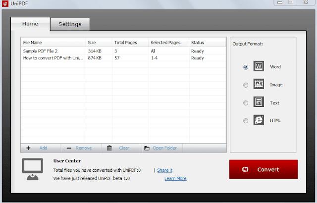 أفضل البرامج المجانية للـ تحويل من الـ PDF الى الـ Word في سنة 2020