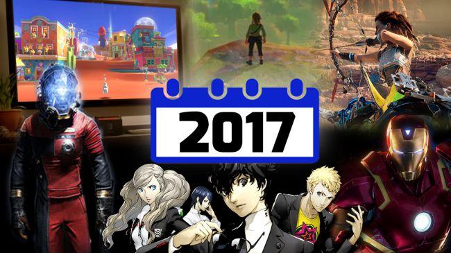Les jeux les plus attendus qui sortiront en 2018 - Jeux