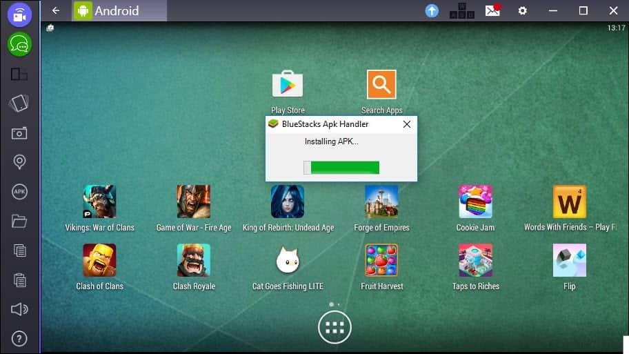برنامج BlueStacks الرائع لتشغيل تطبيقات الأندرويد على الكمبيوتر لسنة 2020