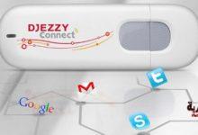 DJEZZY Connect 220x150 - تشغيل جميع الشرائح على مفتاح دجيزي بسهولة Toutes les puces dans clé de djezzy