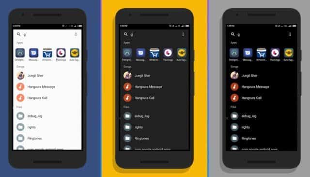 Fast Finder تطبيق مميز للبحث عن التطبيقات والملفات بسرعة للأندرويد