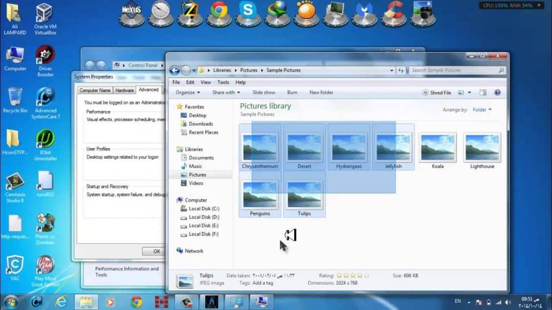 شرح لكيفية حل مشكلة عدم ظهور أيقونات معاينة الصور في Windows تقنيات ديزاد