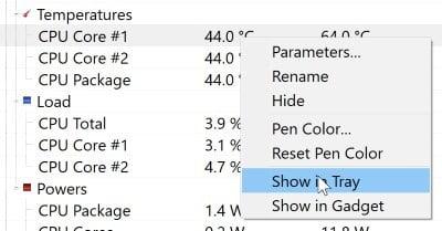 كيفية التحقق من درجة حرارة المعالج للكمبيوتر المحمول في Windows 10