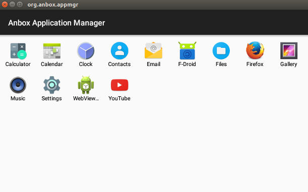 Comment exécuter des applications et des jeux Android sur Linux - Android Linux