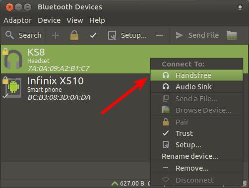 كيفية إعداد Bluetooth في نظام Linux لحل جميع المشاكل المتعلقة به
