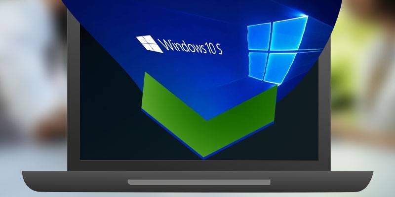 شرح كيفية تحميل وتثبيت ويندوز Windows 10 S بطريقتين