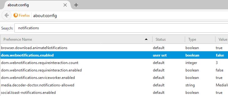 كيفية منع مواقع الويب من طلب إظهار الإشعارات على جميع المتصفحات