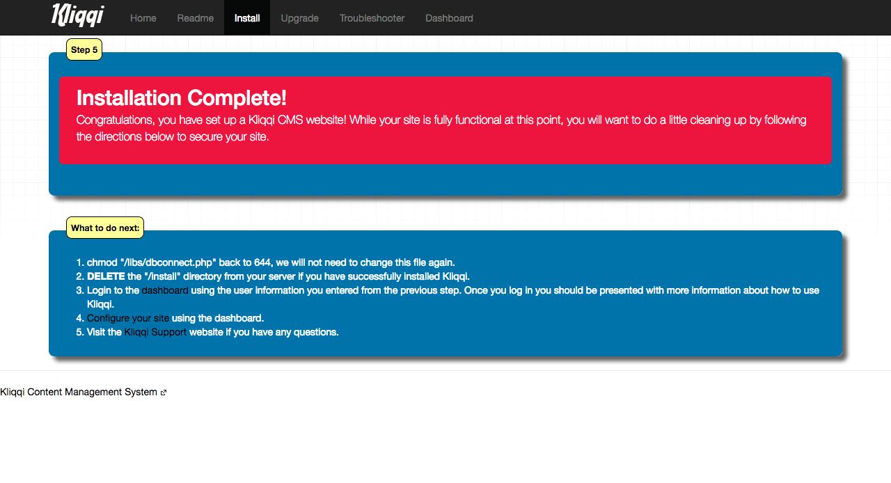 كيفية تثبيت واستخدام Kliqqi على Ubuntu لإنشاء موقع للتواصل الإجتماعي