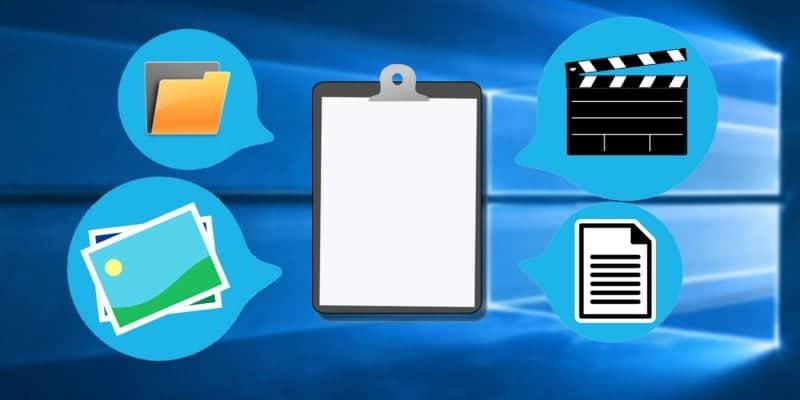 Clipboard Manager Featured DzTechs - 6 من أفضل البرامج المجانية لإدارة الحافظة Clipboard لنظام التشغيل ويندوز