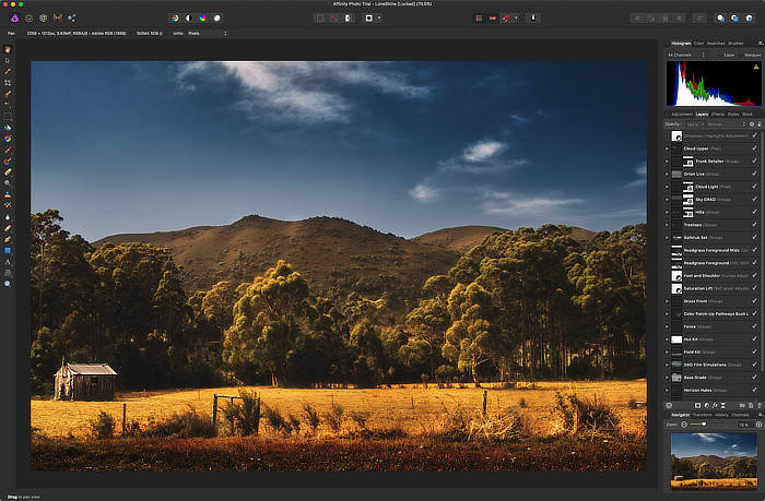 أفضل البدائل المميزة لـ Photoshop لنظام MacOS في عام 2021