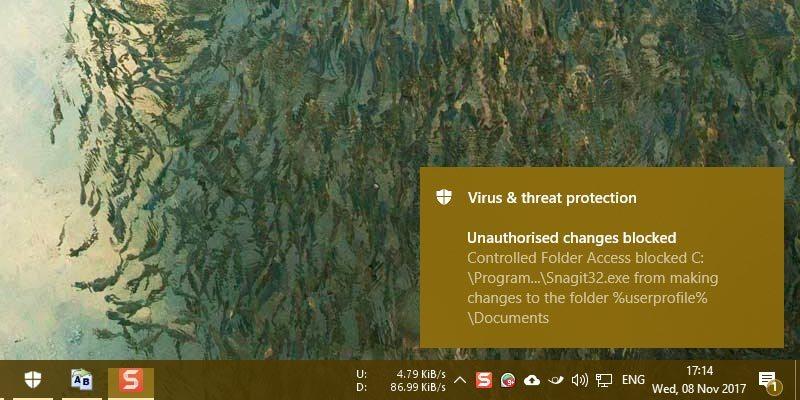 كيفية حماية ملفاتك ضد فيروسات الفدية من خلال ميزة التحكم في الوصول إلى المجلد في Windows 10