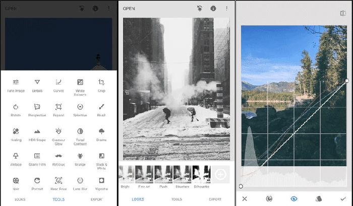 أفضل تطبيقات تحرير الصور لأجهزة iPhone و Android