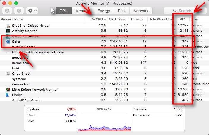 Comment désactiver les processus s'exécutant en arrière-plan et accélérer le système Mac