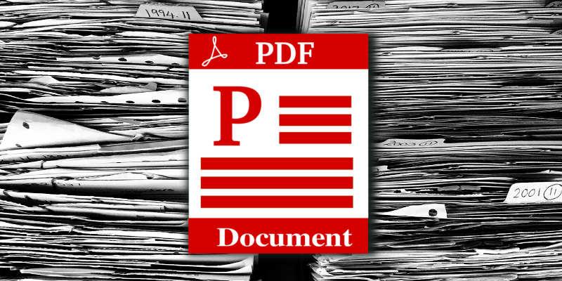 ما هو ملف PDF؟ ما هي فوائد وعيوب تنسيق .PDF وأين يمكن استخدامه - شروحات
