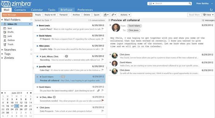 5 من أفضل البدائل لـ Outlook على جميع المنصات - الأفضل البرامج
