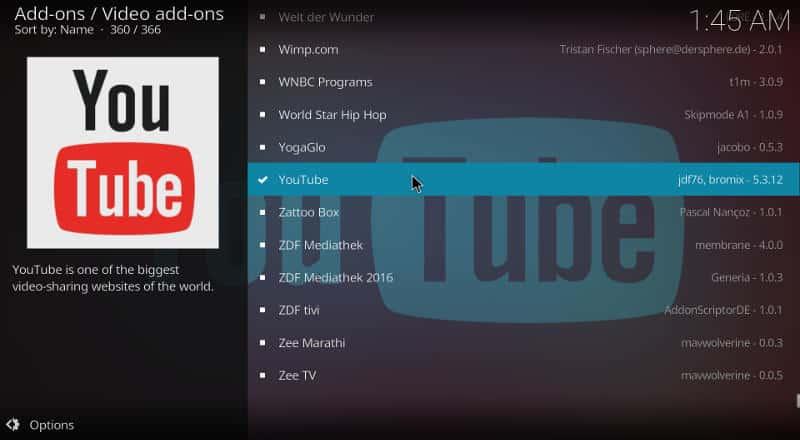 7 من أفضل إضافات كودي لجميع احتياجاتك في Streaming