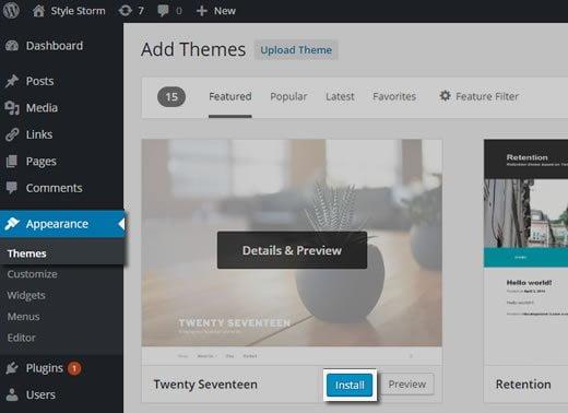 كيفية انشاء موقع على شبكة الإنترنت في 20 دقيقة مع نصائح لتسويقه والربح منه - DropShipping WordPress احتراف الووردبريس الربح من الانترنت