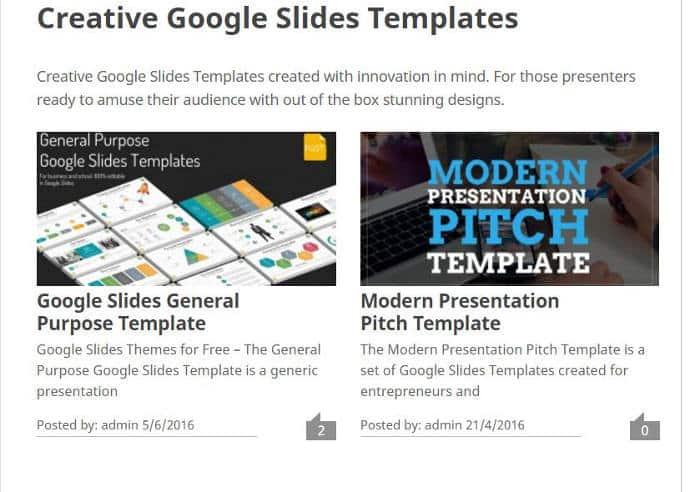 5 trucs et astuces de Google Slides que vous devez essayer pour vous aider à démarrer - Explications de la série Google Office Suite